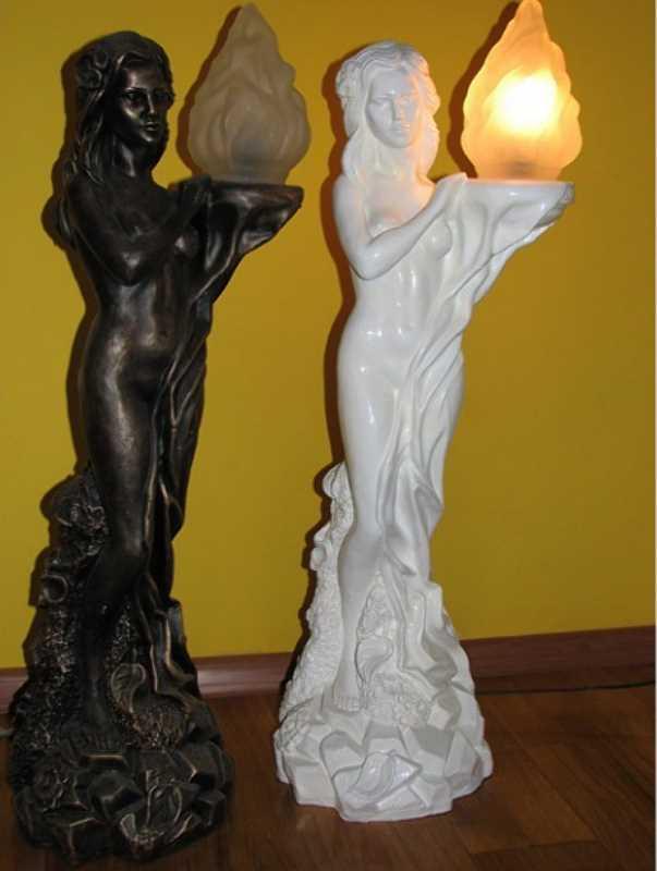 Ozdoba z oświetleniem