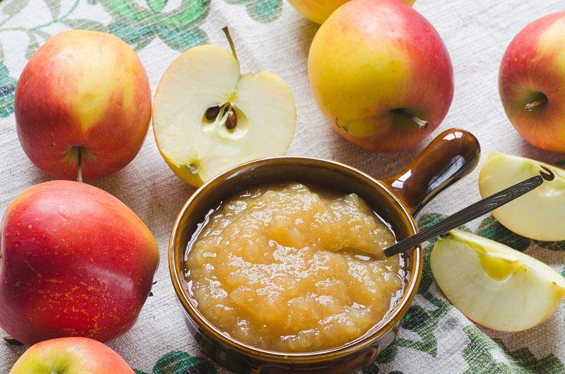 Przetwory z jabłek na zimę – przepisy i pomysły na przygotowanie jabłek 3