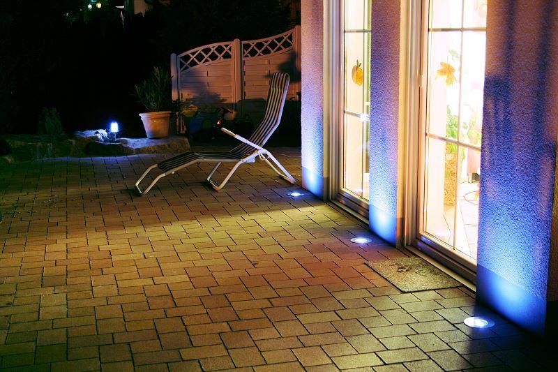 Oświetlenie tarasu - polecane lampy LED i inne sprawdzone rozwiązania 2
