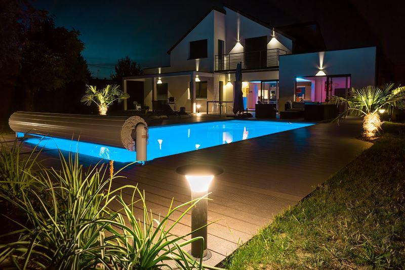 Oświetlenie ogrodowe LED - przegląd najlepszych lamp LEDowych do ogrodu 2