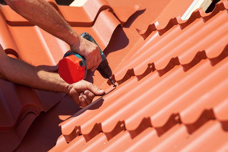 Budowa dachu - główne etapy konstrukcji dachu 3