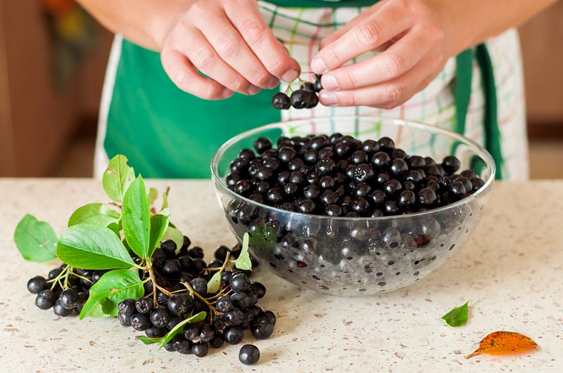 Przetwory z aronii - dżem, konfitura, sok i inne – przepisy i pomysły 3