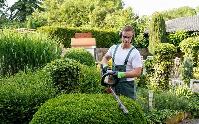 Aranżacja ogrodu przy domu jednorodzinnym