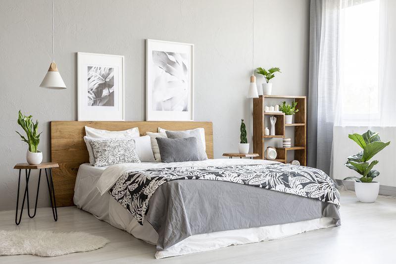 Aranżacja sypialni