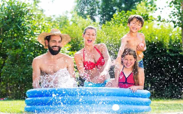 Ceny basenów ogrodowych - przegląd ofert dostępnych na rynku