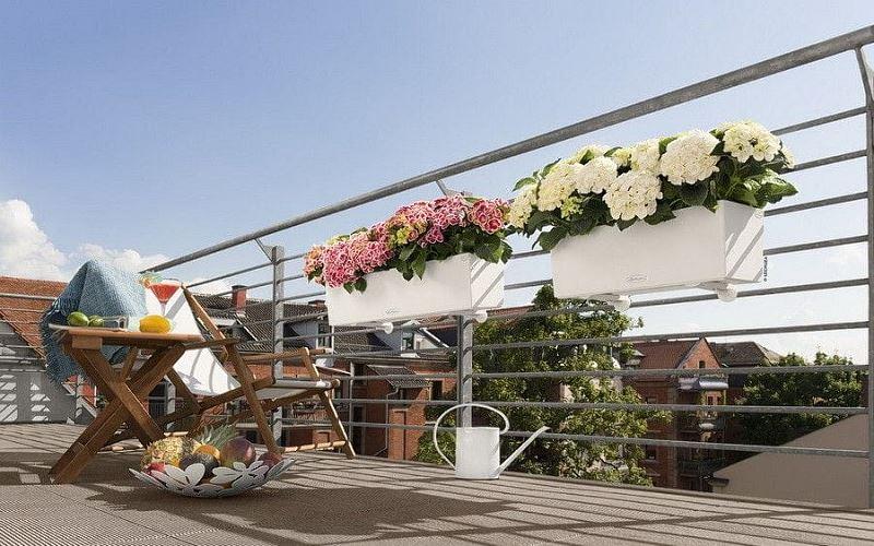 Donica balconera