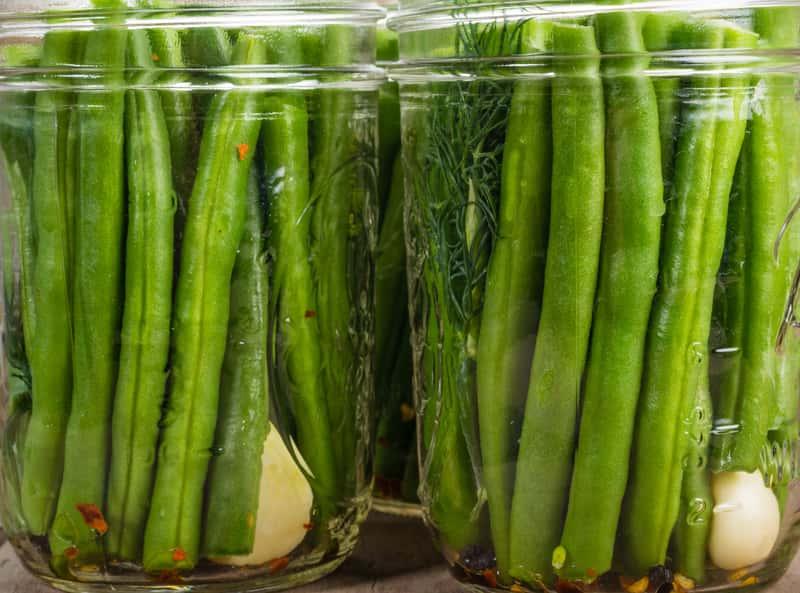 Przetwory z fasolki szparagowej – najlepsze przepisy krok po kroku