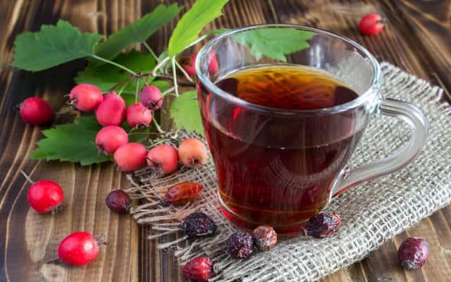 Herbata z dzikiej róży - właściwości, przygotowanie, działanie