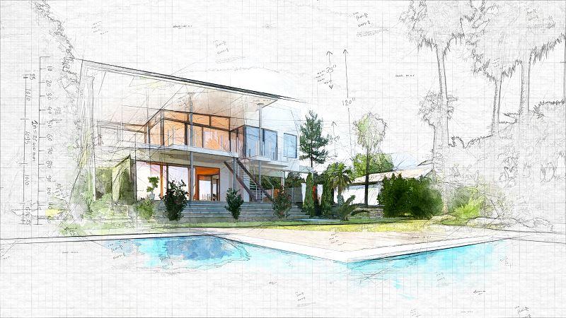 Jak dopasować projekt domu do działki?