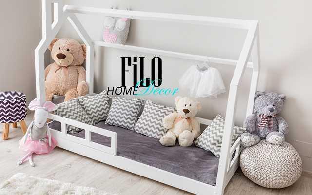 Urządzamy pokój 6 latki - czy znajdzie się w nim miejsce na łóżko domek?