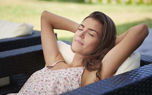 Kącik relaksu w Twoim ogrodzie - zrób to sam