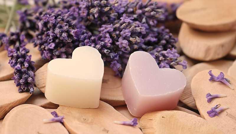 mydło lawendowe to jednej z najpopularniejszych kosmetyków