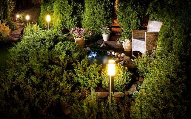Nowoczesne lampy ogrodowe - przegląd najlepszych ofert