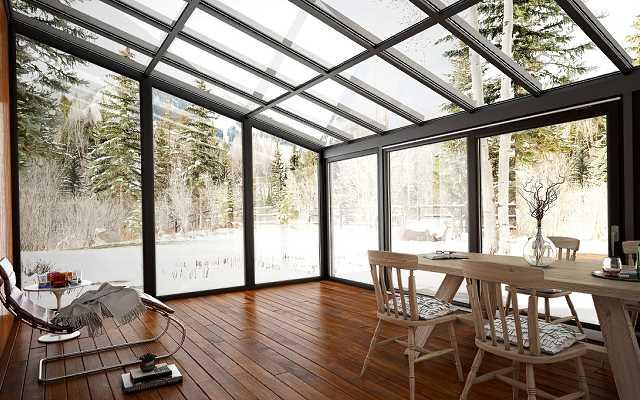 Jak dobrze zaplanować ogród zimowy