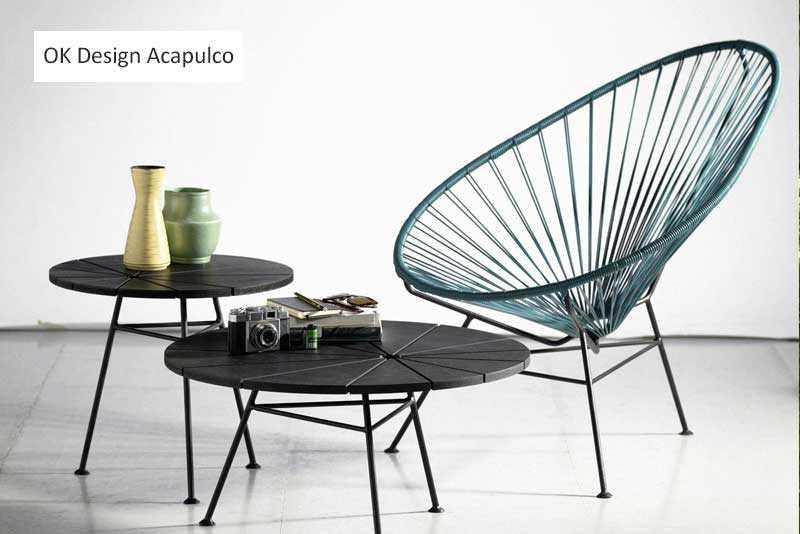 Meble ogrodowe okdesign acapulco