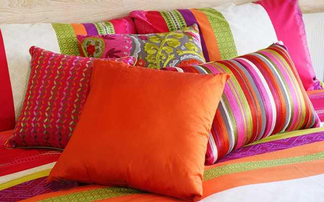 W co ubrać poduszki, aby wyglądały pięknie?