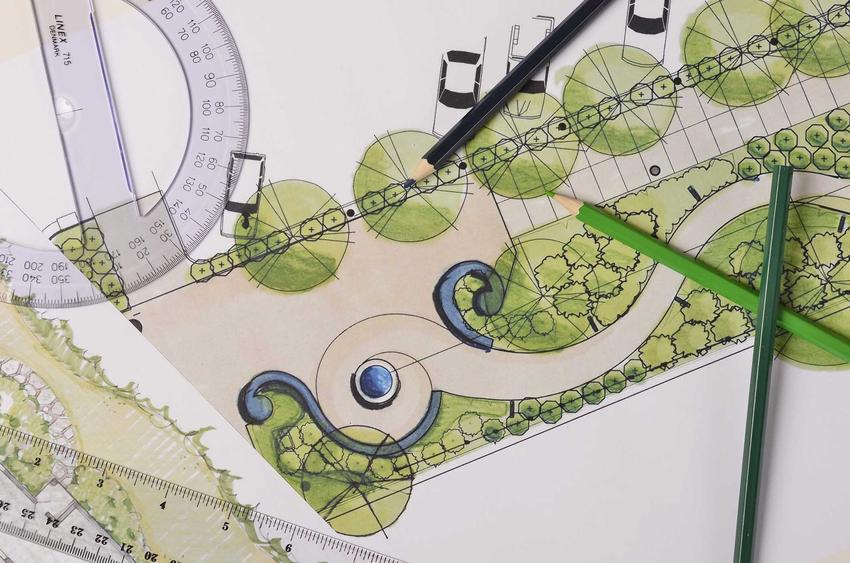 Projekt ogrodów od specjalisty to świetne rozwiązanie. Są na nim idealnie rozpalowane rośliny, które tworzą harmonijną całość.