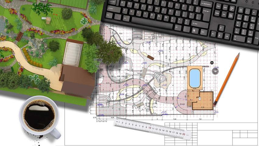 Cennik projektu ogrodów zależy od bardzo wielu czynników, jak metraż posesji czy zakres wykonanych usług.