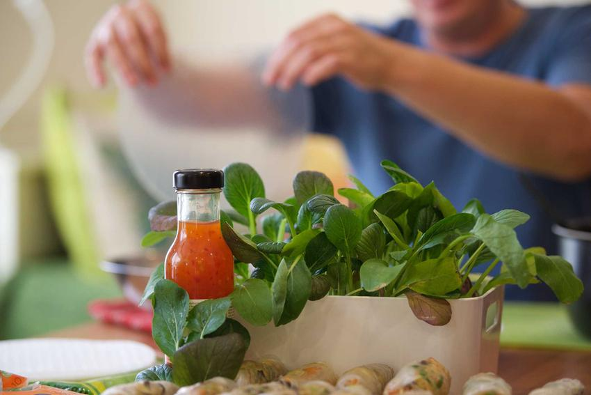Roszponka w kuchni to świetny dodatek do sałatek, dań mięsnych i tym podobnych. Ma właściwości lecznicze i wyróżnia się wspaniałym smakiem.