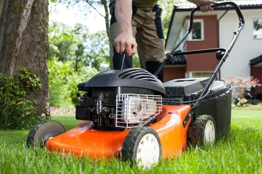 Spalinowa kosiarka do trawy ma zdecydowanie większą moc niż kosiarka elektryczna. Ale za to jest droższa i bardziej skomplikowana w zastosowaniu
