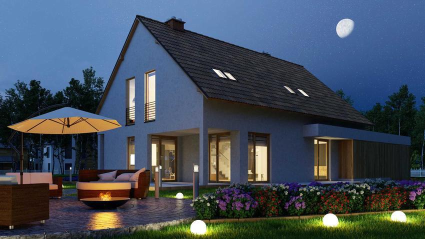 Oświetlenie ogrodu przed domem, a także najlepsze lampy ogrodowe, modele i rodzaje, które są warte uwagi