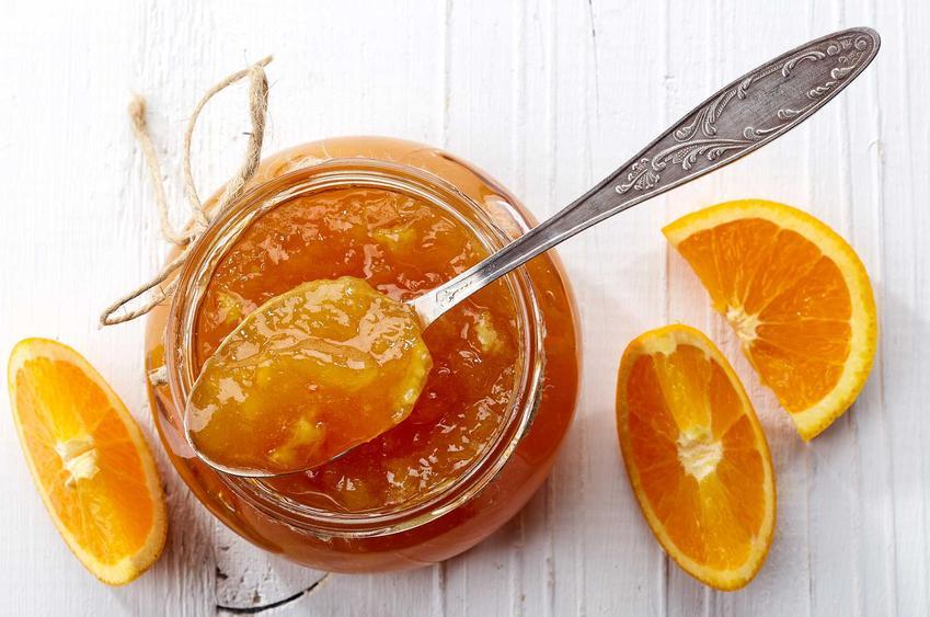 Marmolada pomarańczowa czy też konfitura z pomarańczy w słoiku oraz przepisy na przetwory krok po kroku