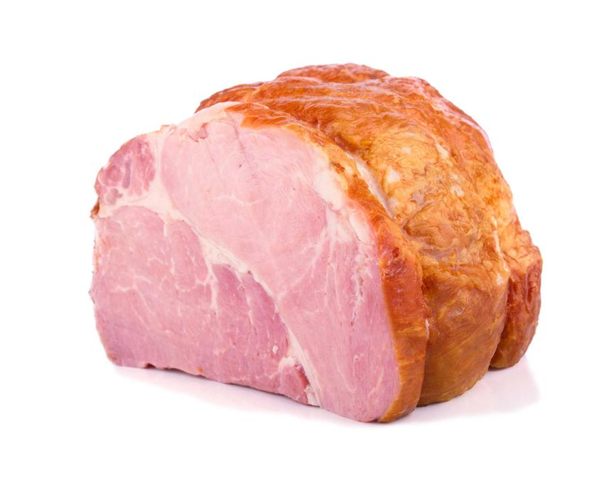 Peklowana świeża szynka domowej roboty oraz peklowanie szynki czy też peklowanie mięsa na sucho i na mokro