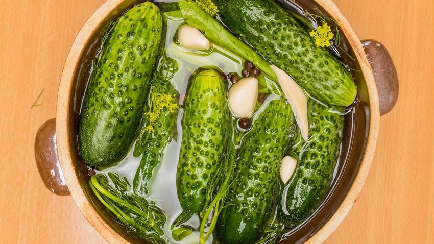 Przetwory z ogórków gruntowych, w tym ogórki małosolne oraz ogórki kiszone i ogórki konserwowe z dodatkami