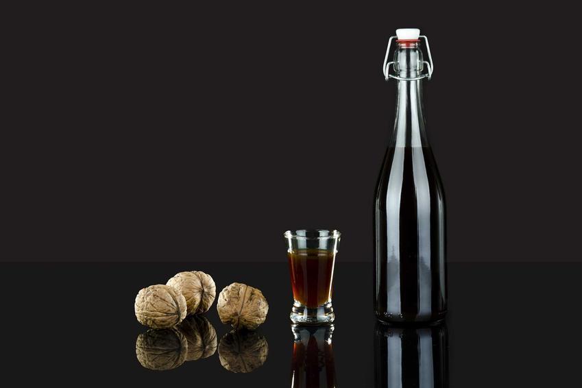 Nalewka z orzechów, czyli nalewka z orzecha włoskiego oraz przepisy na nią i właściwości jako lekarstwo z orzechów włoskich