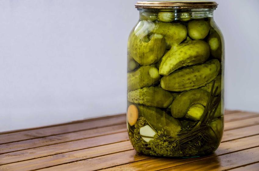Zalewa do ogórków konserwowych oraz ogórki w słoiku, a także sprawdzony najlepszy przepis na zalewę octową do ogórków marynowanych