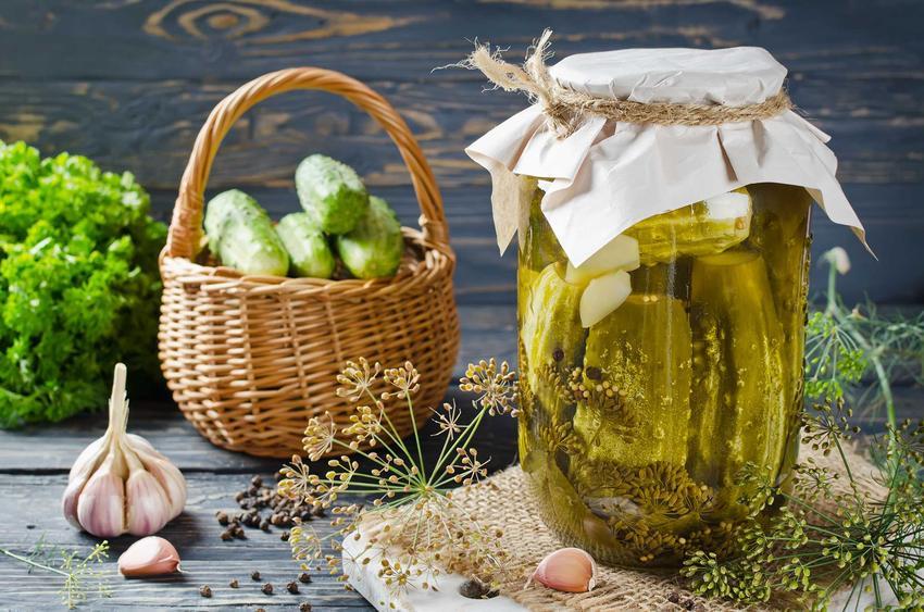 Ogórki na zimę w słoikach, a dokładniej przepisy na ogórki kiszone, konserwowe, ogórki z chili i ogórki marynowane z różnymi dodatkami