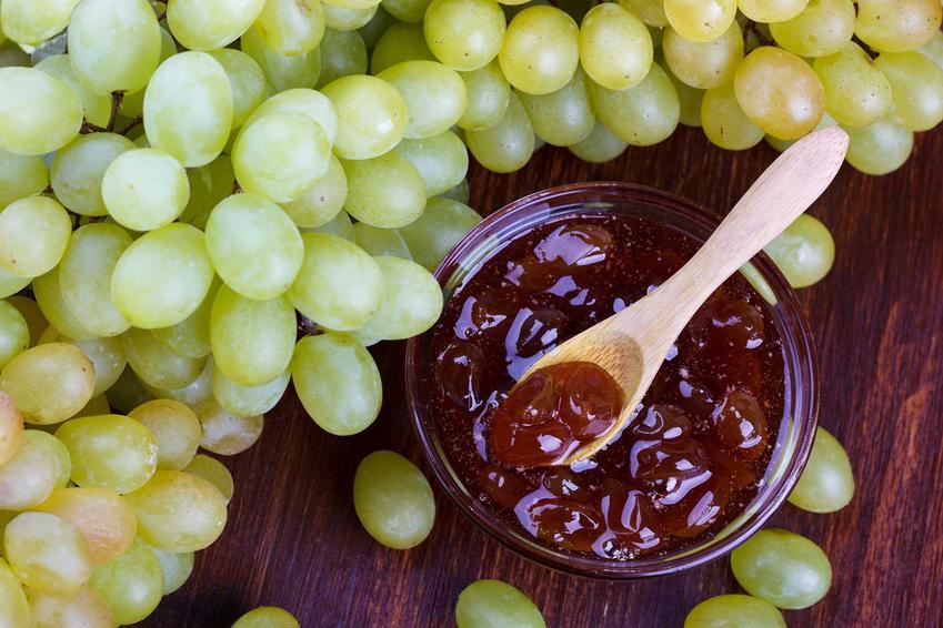 Przetwory z winogron - sprawdzone przepisy na dżemy i powidła winogronowe