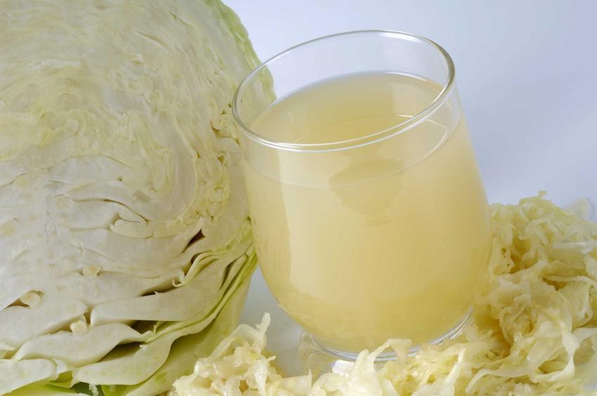 Sok z kiszonej kapusty w szklance lub kwas z kiszonej kapusty na odchudzanie i zdrowie, właściwości lecznicze i zastosowanie oraz wykorzystanie w kuchnu