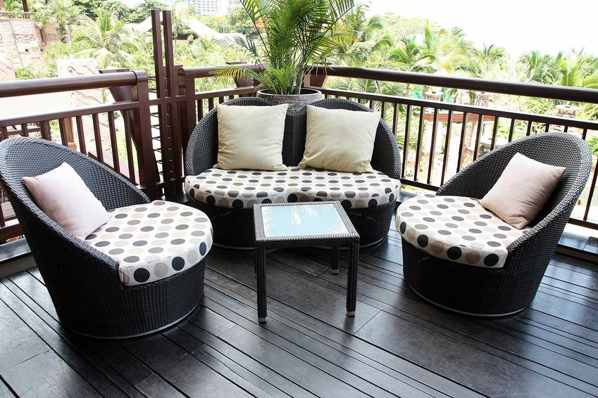 Meble balkonowe, czyli meble ogrodowe na balkon oraz porady na temat wyboru mebli tarasowych, najlepsze rodzaje i opinie