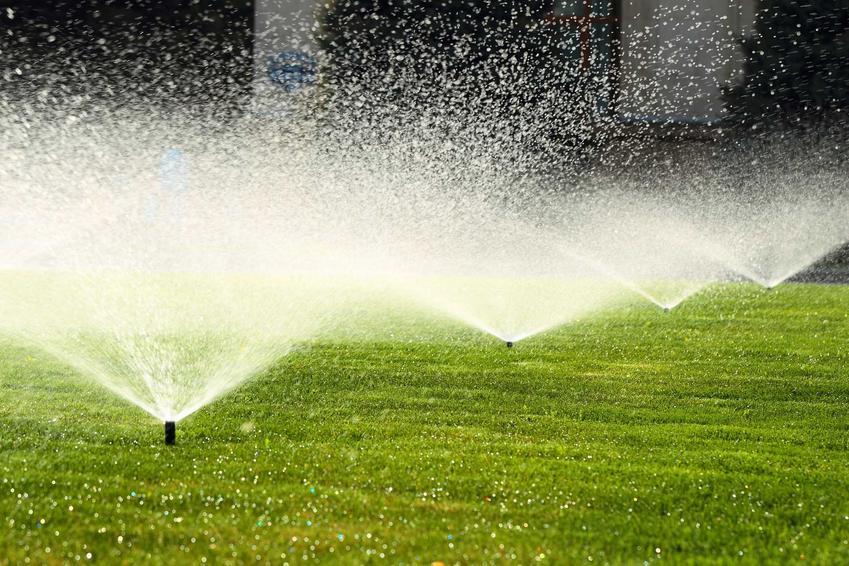 Nawadnianie trawnika, czyli system nawadniania trawnika i automatyczne nawadnianie trawnika oraz inne rozwiązania do podlewania trawnika