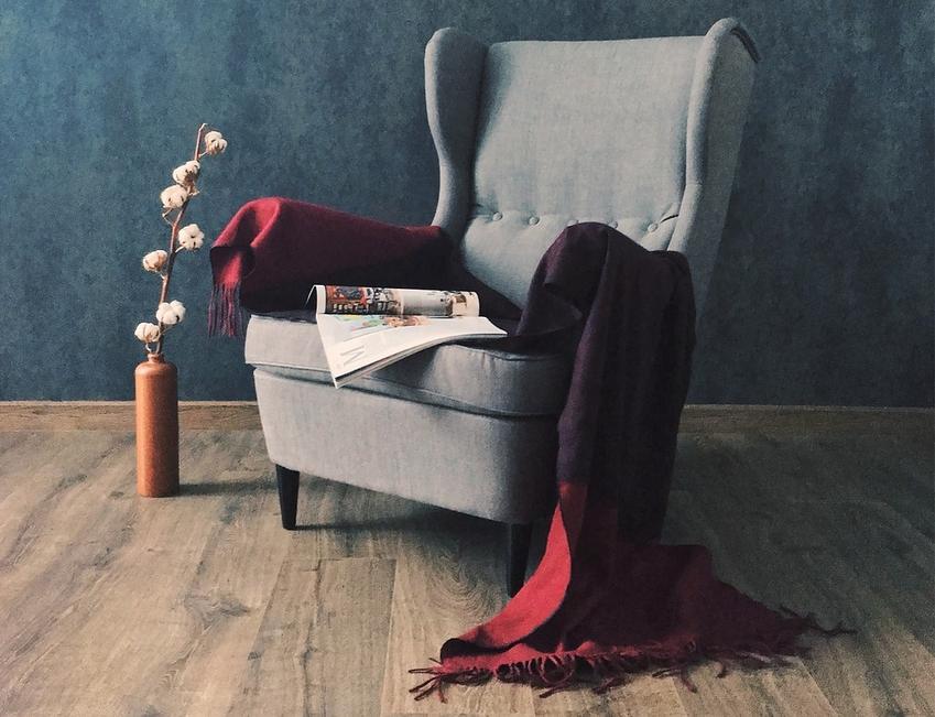 Fotel uszak - wygoda i design