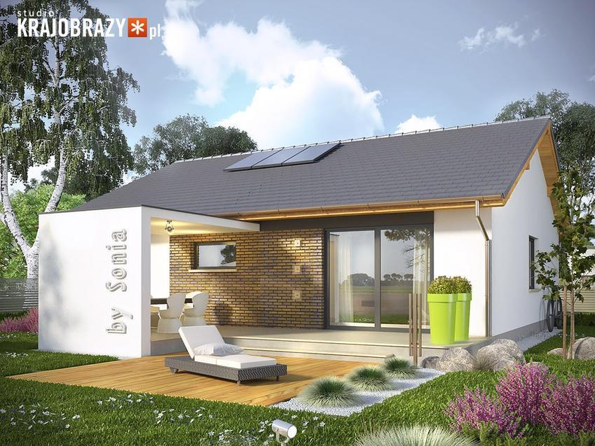 Jak odpowiednio powiązać wnętrze domu jednorodzinnego z ogrodem?