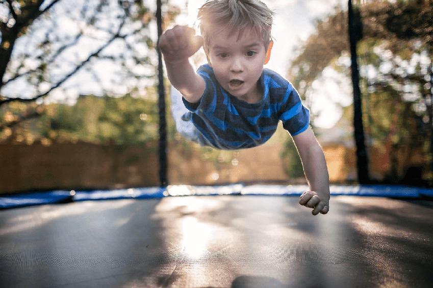 Trampolina – jaką wybrać?
