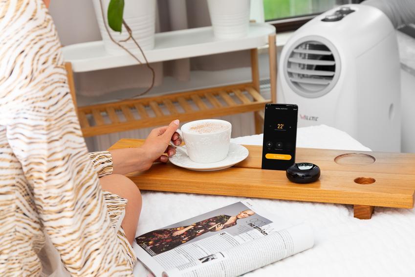 Klimatyzator przenośny – całoroczne urządzenie wielofunkcyjne