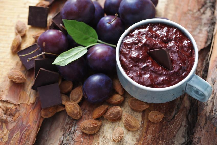 Pyszny dżem ze śliwek ze czekoladą, czyli najlepszy przepis na przetwory ze śliwek
