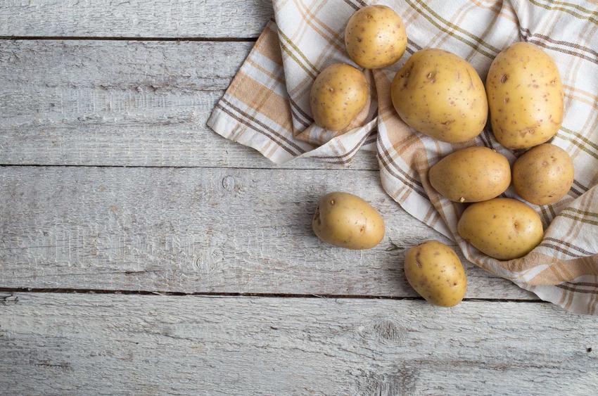 Ziemniaki Tajfun na stole, a także informacje o ich uprawie: opis, wymagania, porady, pielęgnacja i uprawa
