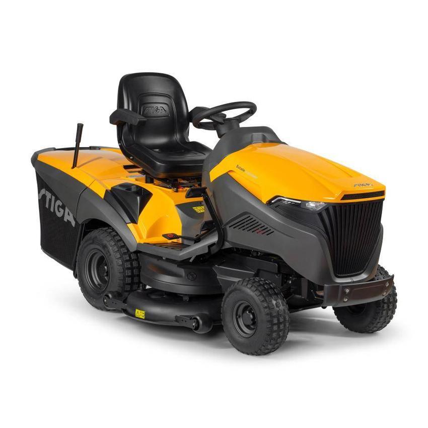 Kosiarka samojezdna - jak praktycznie wykorzystać traktorek w ogrodzie?