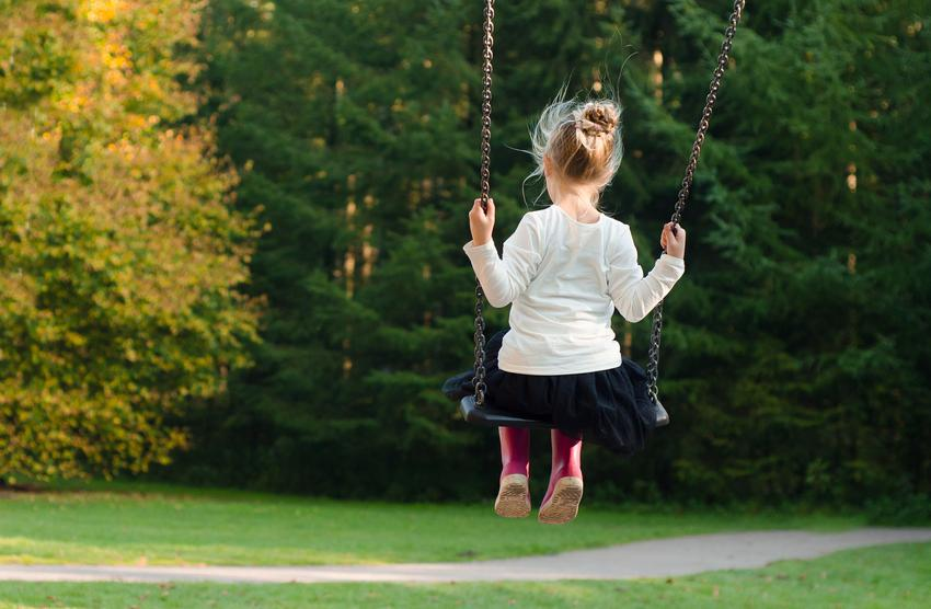 Prawdziwy plac zabaw w ogrodzie - spraw dziecku mnóstwo frajdy!