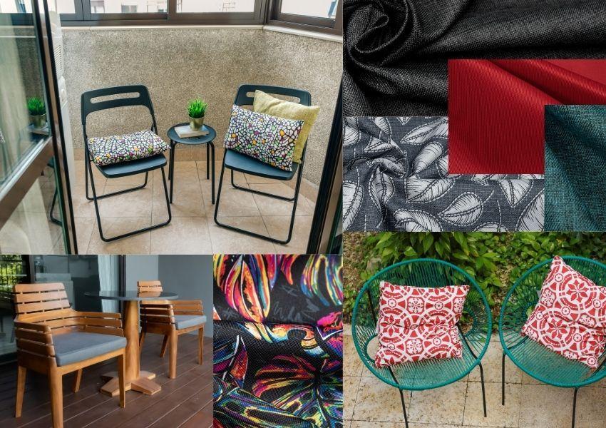 3 pomysły na zmianę wyglądu krzeseł ogrodowych