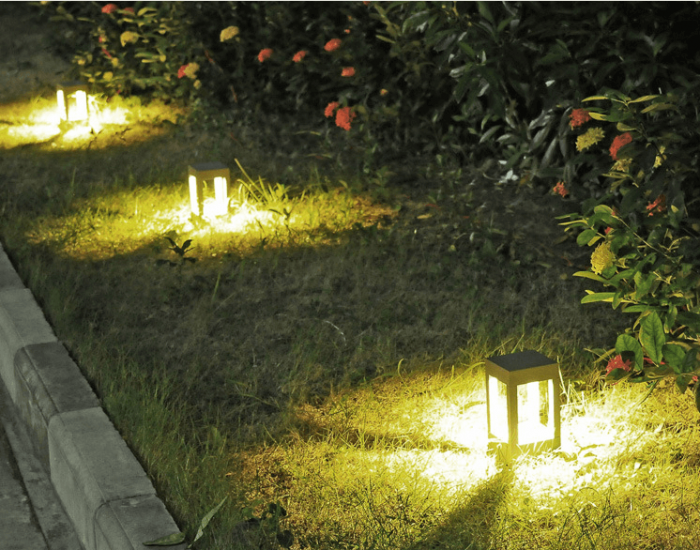 Lampy zewnętrzne do ogrodu Abigali - czy warto?