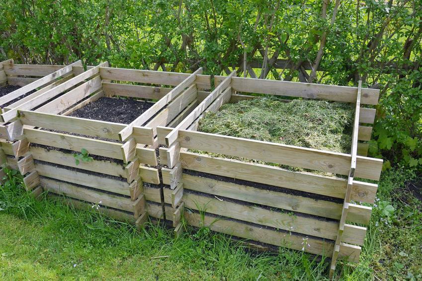 Kompostowniki zrobione z palet, a także informacje, jak można robić kompostownik z palet w prosty sposób krok po kroku