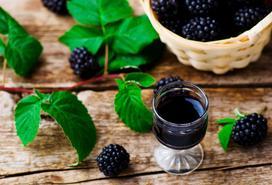 Wino z jeżyn – sprawdzone przepisy na pyszne wino domowej roboty