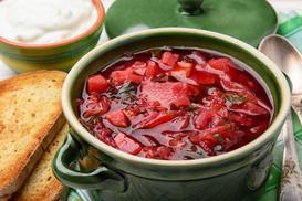 Barszcz ukraiński - oto 3 najlepsze, łatwe przepisy na zupę ukraińską