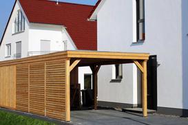 Wiata na drewno w ogrodzie - rodzaje, ceny, opinie, porady przy wyborze