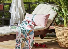 Jaki hamak i leżaki do ogrodu? Inspiracje i pomysły od IKEA